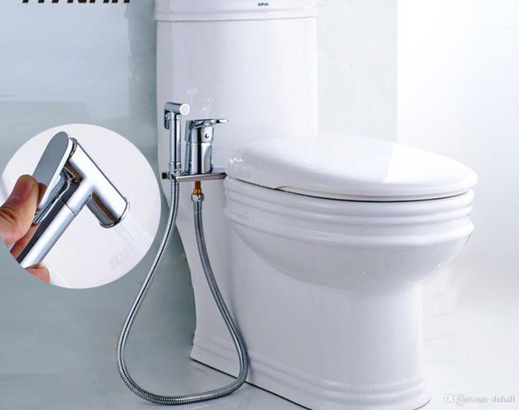 kit douchette wc jet d'eau