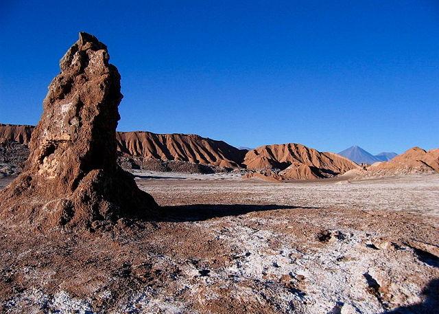 desert d'Atacama : un grand incontournable du Chili